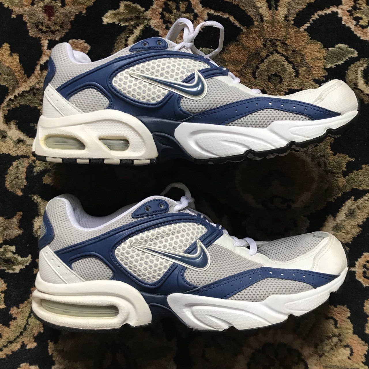 cc87ec2a054 Vintage late 90 s Nike Air Max BRS 1000. Awesome dad shoe to - Depop
