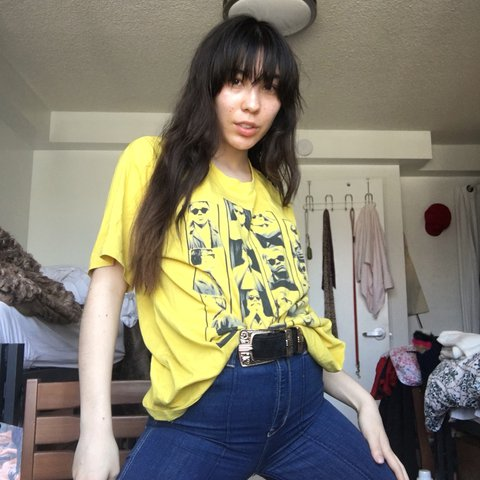 c9e76d4ceb hi art hoes check dis out! uniqlo andy warhol tee with pics - Depop