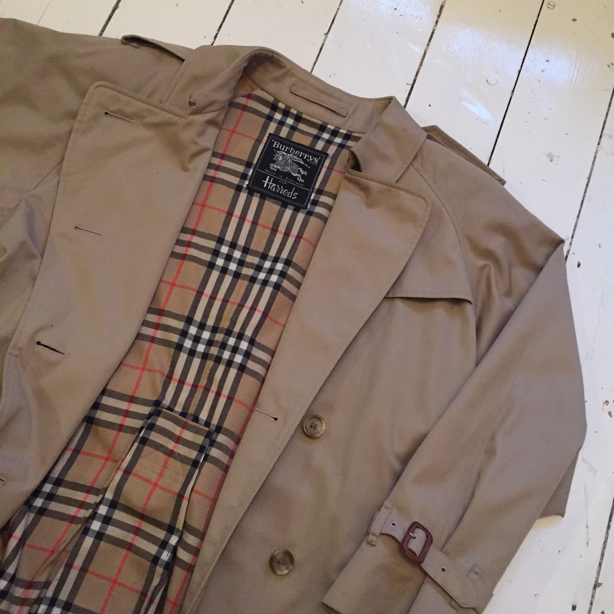 burberry size 14
