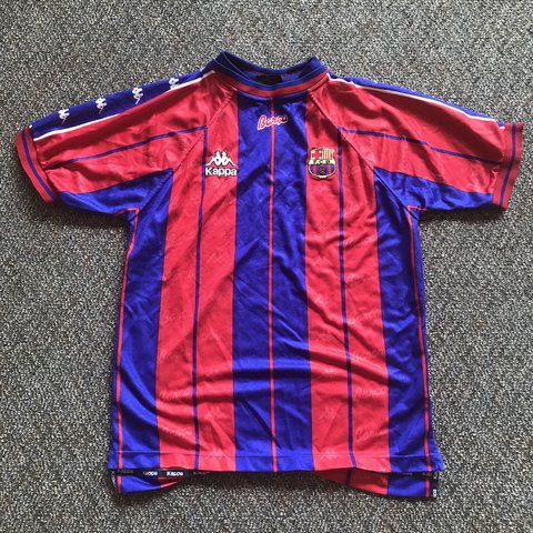 f0ddb39e4d184b @lostnthecloth. 2 years ago. Houston, United States. Kappa Barca Jersey