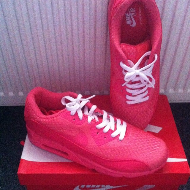 402e7c2f10c6 Nike air max hyperfuse! Limited edition! Brand new. Size 9 - Depop