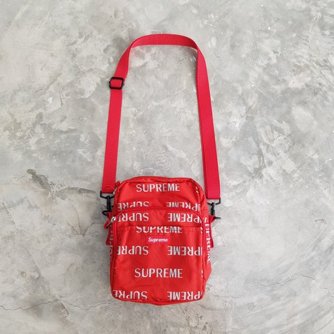 Supreme 3m Repeat Shoulder Bag Condition 0