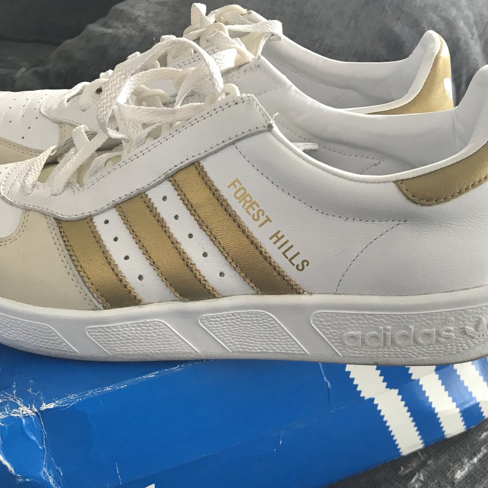 Adidas forest hills 82 size 9 In great