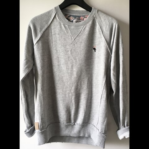 f9a62242 @geoohill. last year. United Kingdom. MENS INDEPENDENT LEADERS GREY JUMPER