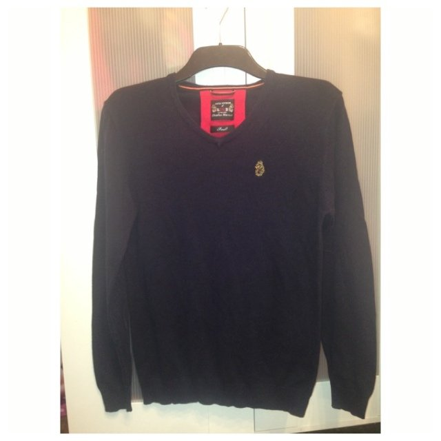 Small mens Luke jumper  luke jumper - Depop 43afb19af
