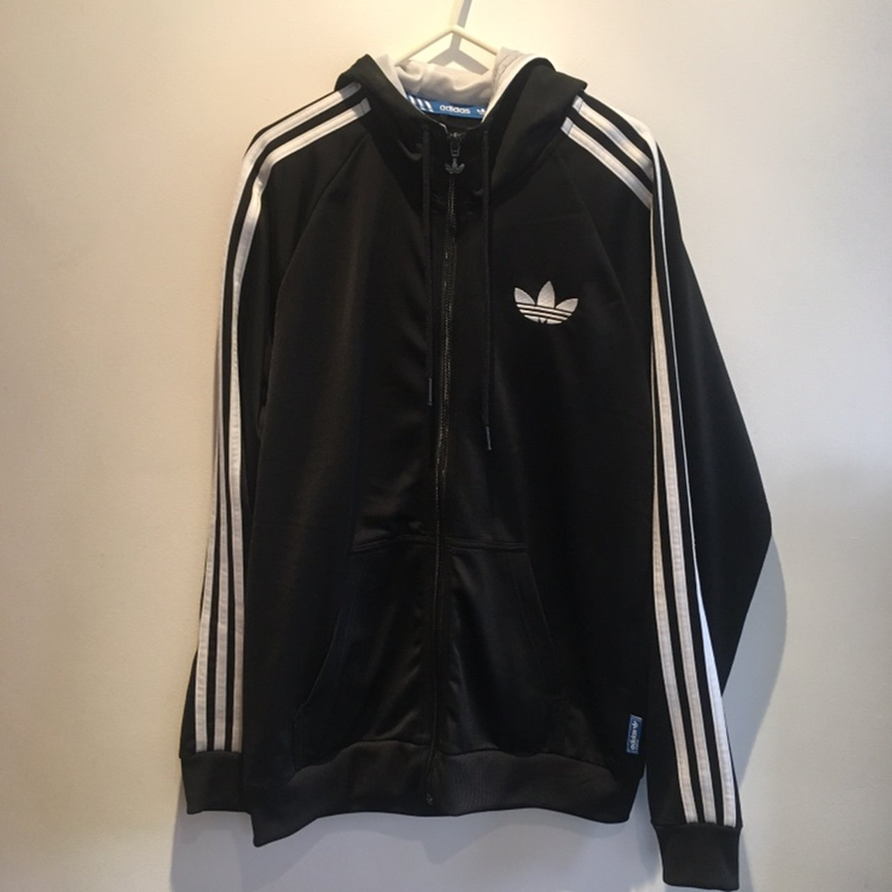 Adidas track jacket 10 10 condition 04578f2f562a