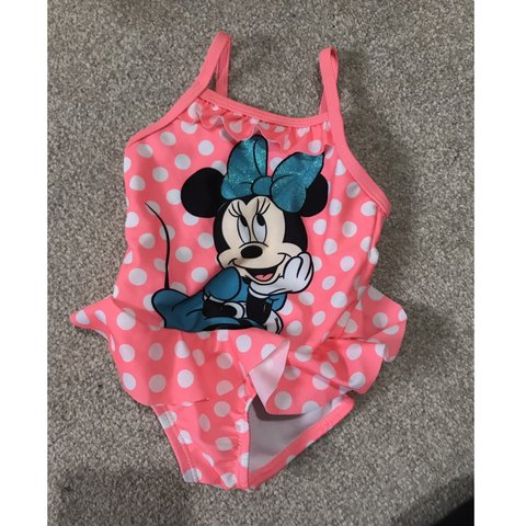 a333d84e59 @katiecreaser. 5 months ago. Houghton-le-Spring, United Kingdom. Baby girl Mickey  Mouse swimming costume