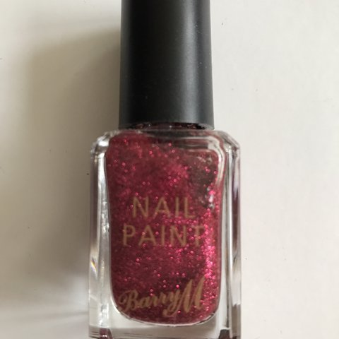 @annie_23. last year. Manchester, United Kingdom. Brand New Barry M nail varnish colour ruby slipper