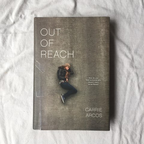 Out Of Reach By Carrie Arcos A Good Book About A Sister To Depop