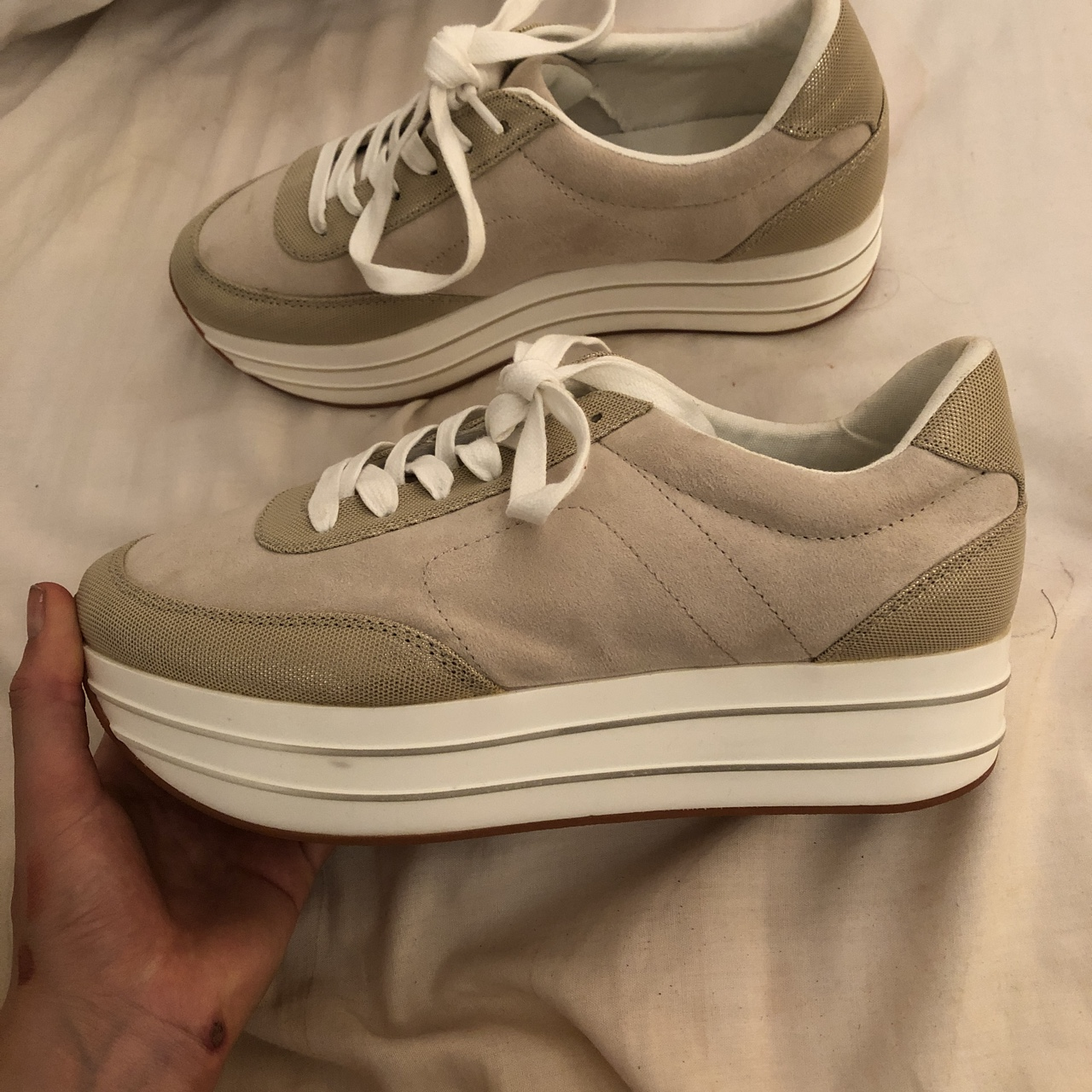 shiny sneakers zara outlet online 9ca94