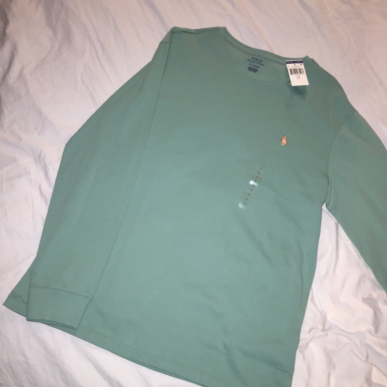 7a3532c95a60  lebronjames623. 12 days ago. United States. Polo Ralph Lauren long sleeve  shirt Brand New with tags ...