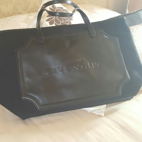 98303983076 @t123. 3 years ago. London, UK. GIVENCHY PARFUMS TOTE BAG IN BLACK BRAND  NEW price includes postage instant buy ...