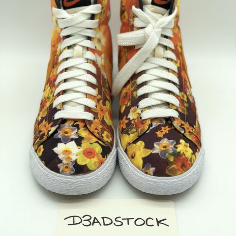 check out d0036 9071c WTS🔥 NIKE BLAZER MID PREMIUM VINTAGE FLORAL NEW YORK CITY -