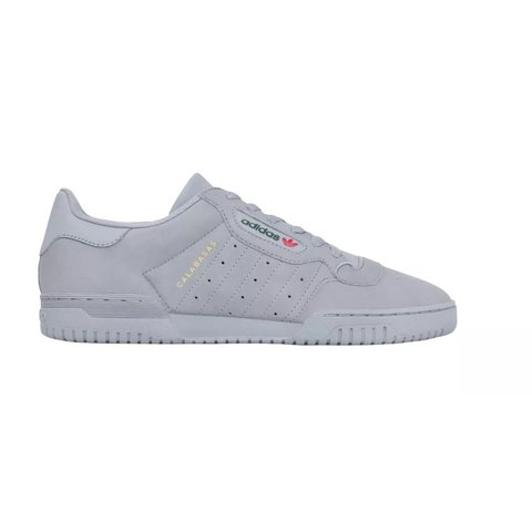 f128ce9c541 Yeezy Powerphase Grey UK Size 10 - Adidas Original Order - Depop