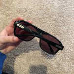 51ea8702c9f Versace sunglasses Brand New polorized Purchased at Macy s - Depop
