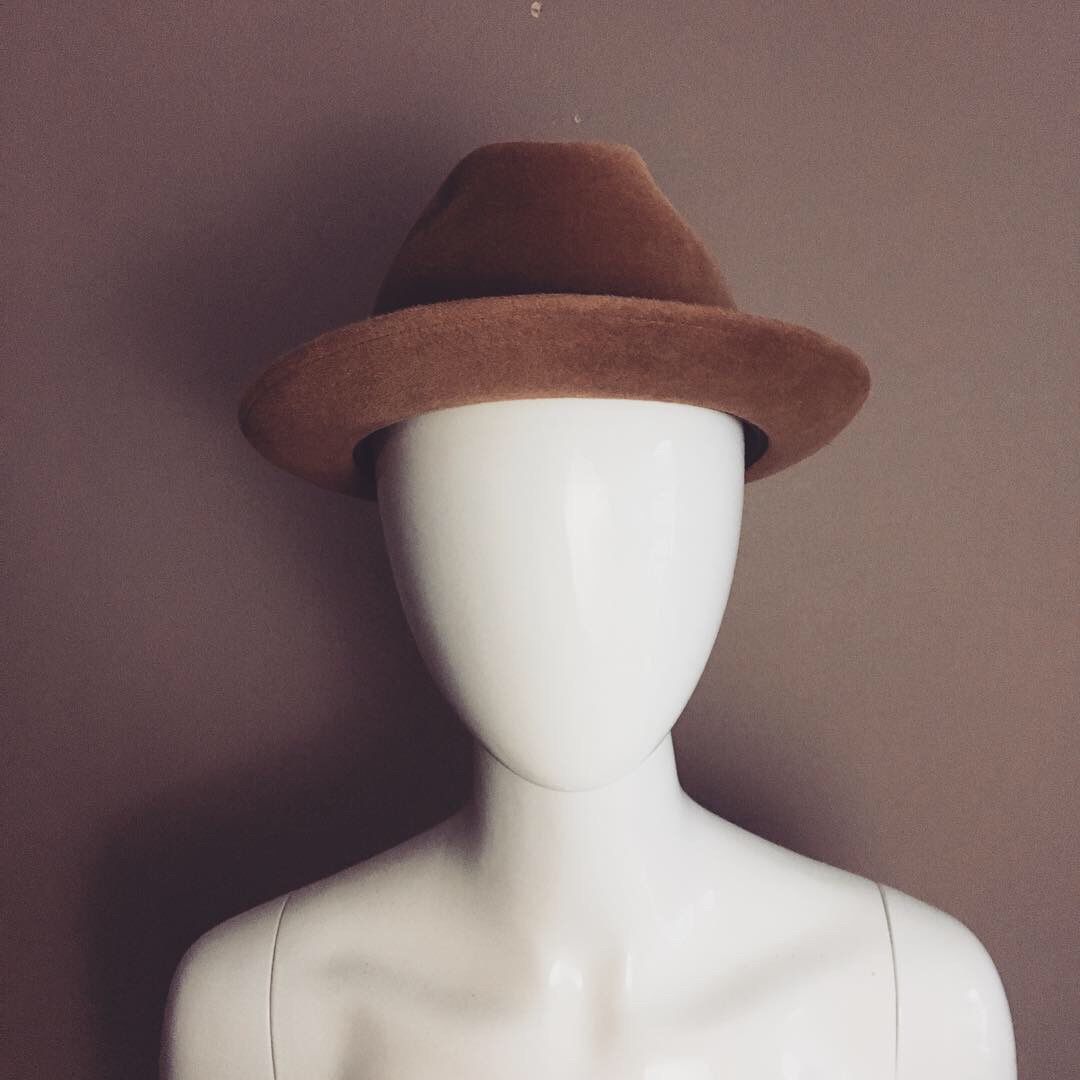 1960s stetson felt fedora in great condition depop