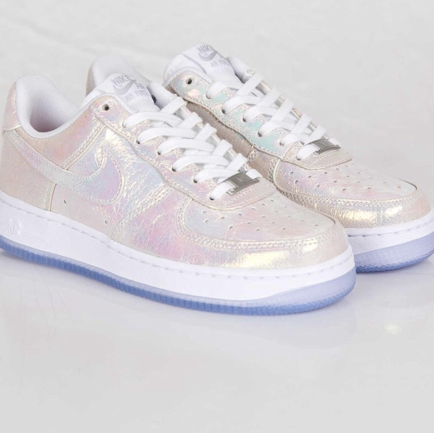 Air Pearl Nike Iridescent Force Limited Edition; 1Depop qzMVpSUG