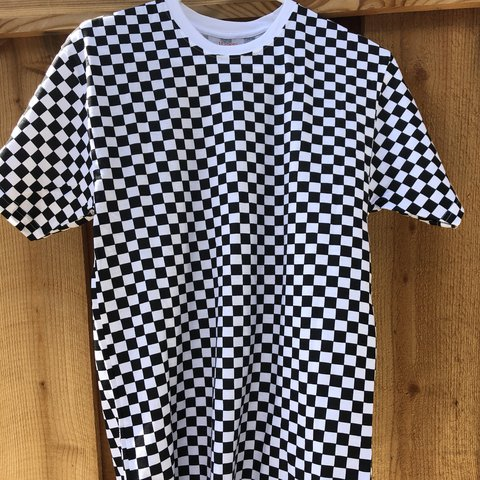 4c2ea986 NEW AUTHENTIC Brand New Checkered Supreme-Hanes Tee. I 2 - Depop