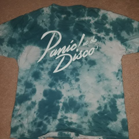 907536d3b77c Panic! At The Disco t-shirt I've had these for a bit and I I - Depop