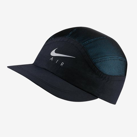 39a5c8932e8 Nike x Supreme blue trail running hat NEW with tags Will - Depop