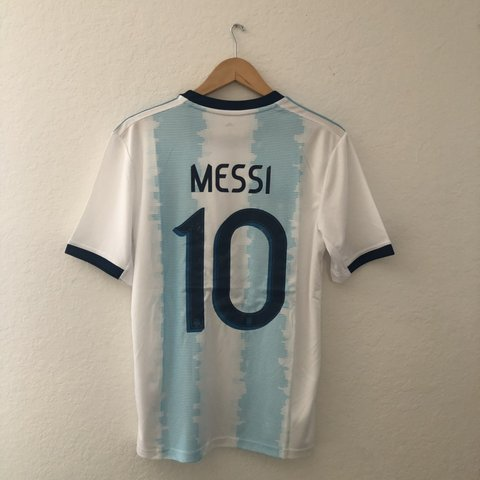 8ae77403054 Brand new with tags 2019 Argentina Messi Copa America Men s - Depop