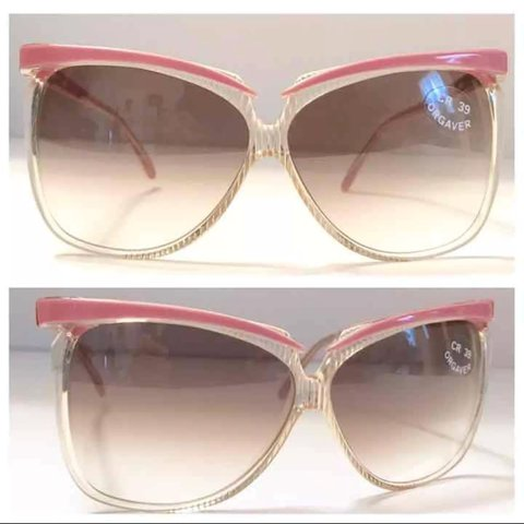 9d1822f84412b Vintage SOVER Italy Sunglasses