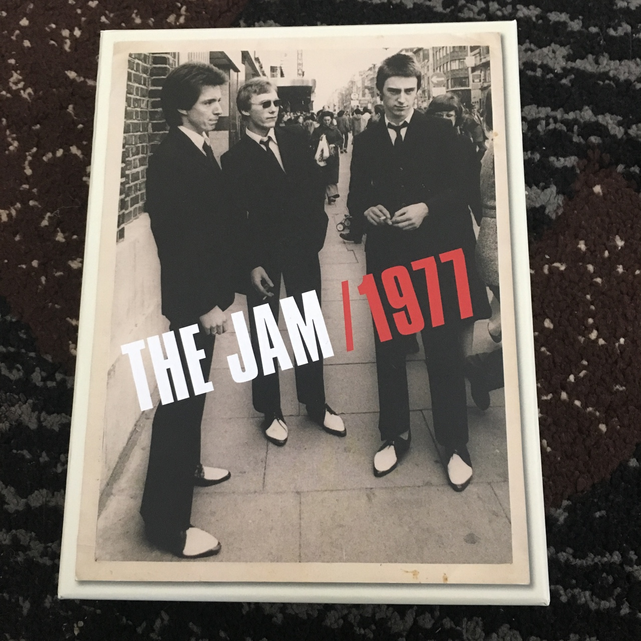 The Jam 1977- includes 5 CD's all albums, BOOK and    - Depop