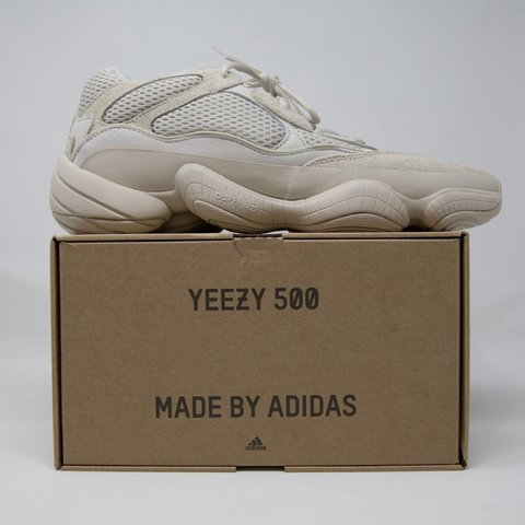 0ee204297d011 adidas Yeezy 500  Blush  (UK 11.5   NEW) Brand  has box - Depop