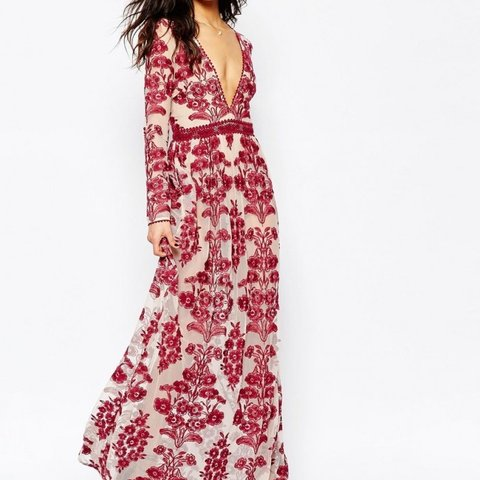 8ccad691240 For Love and Lemons Temecula maxi dress size S. Worn twice