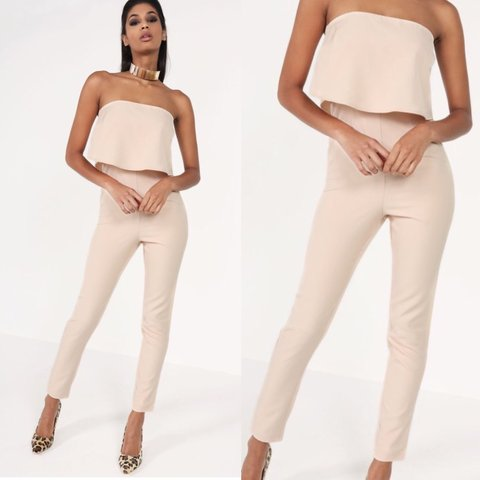 5bc4b3a30f Selling this nude jumpsuit from vavavoom