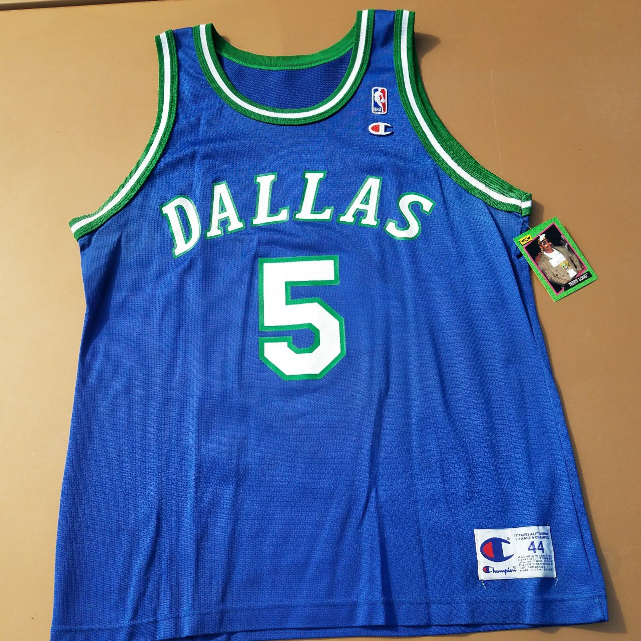 52910b56 @beyourselfvintage. 9 months ago. Piscataway Township, Middlesex County,  United States. Jason Kidd Dallas Mavericks Jersey size 44