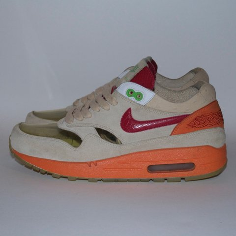 newest 9af13 f814a clot x nike air max 1 nl premium kiss of