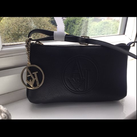 7051fb678cd7 Brand new Armani handbag from choice. Bought as a present me - Depop