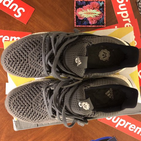 9e31166757c Adidas Ultra Boost HighSnobiety Size 9.5. I️ brought the for - Depop
