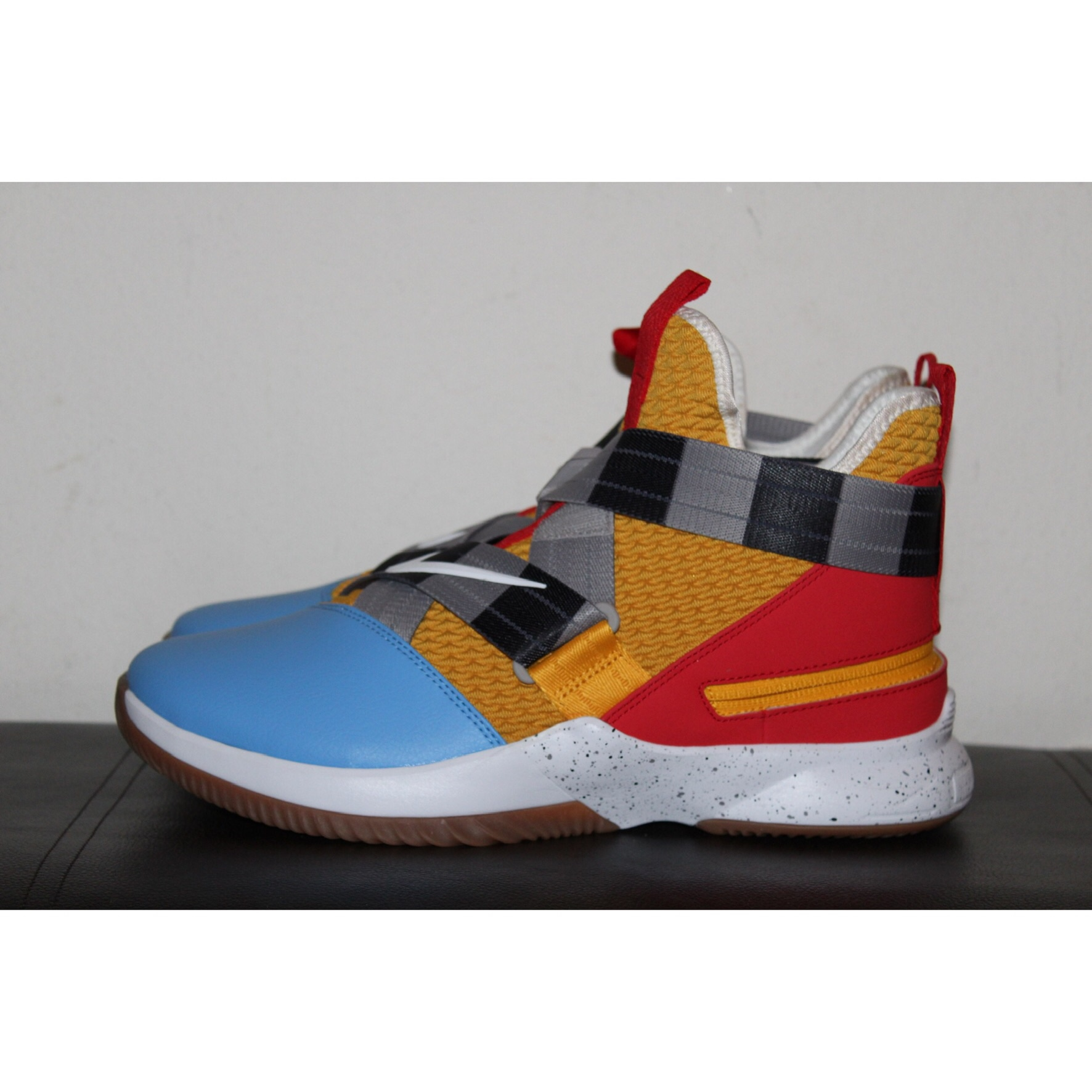"""official photos fbc07 a6644 NIKE LEBRON SOLDIER XII FLYEASE """"TOY STORY WOODY ..."""