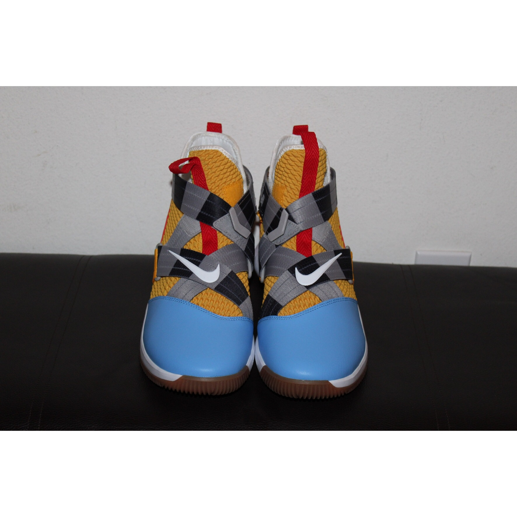 """check out 99120 2a8f3 NIKE LEBRON SOLDIER XII FLYEASE """"TOY STORY WOODY""""... - Depop"""