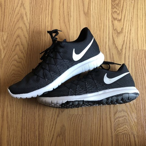 5d1f3106e151 Nike Flex Fury 2 (GS) Lightly used but in good condition! a - Depop