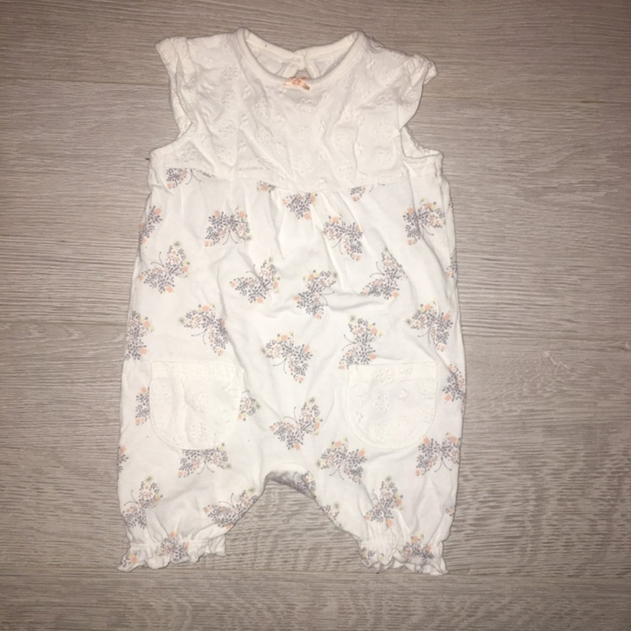 Clothing, Shoes & Accessories Baby & Toddler Clothing George 0-3 Months Playsuit