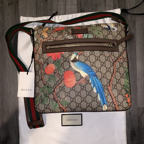 d116065862b778 @ceoarb. 7 months ago. London, United Kingdom. Tian GG Supreme Messenger Bag  from Gucci.