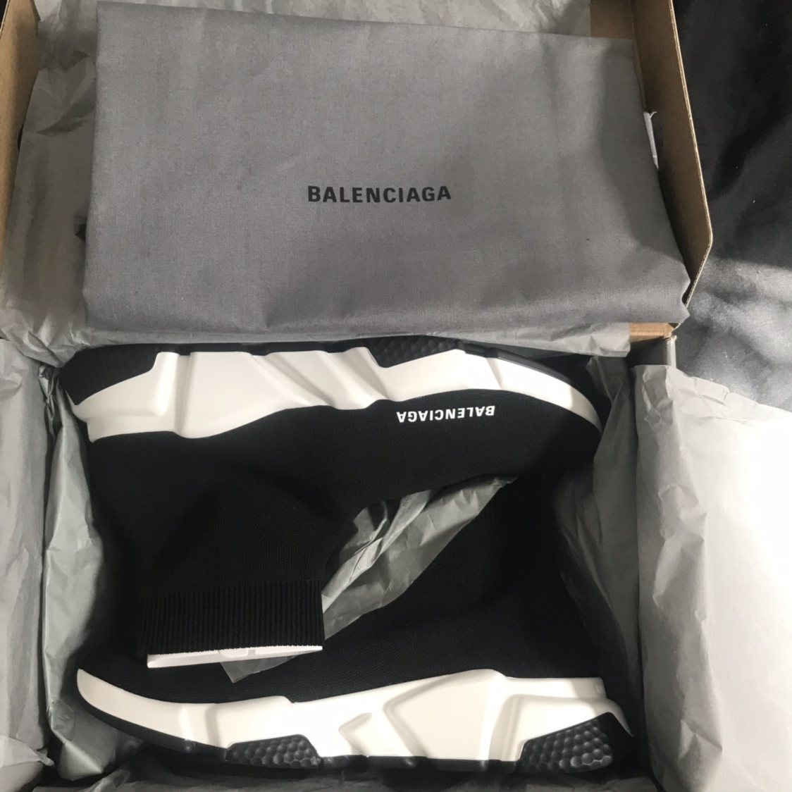 Balenciaga Speed Trainer Confy Outfit In 2019 Pinterest