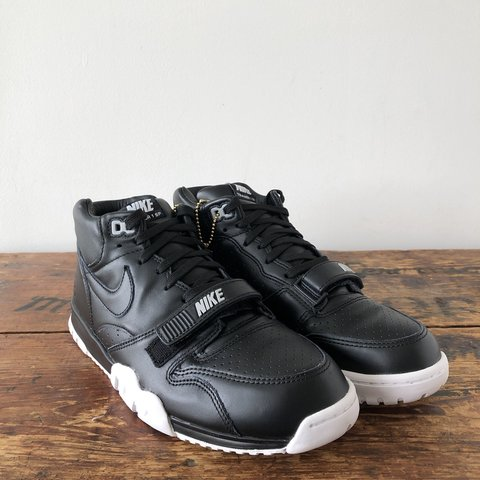 info for d3f68 00671  slurpystan. 3 days ago. New York, United States. Nike Air Trainer 1 Mid ...
