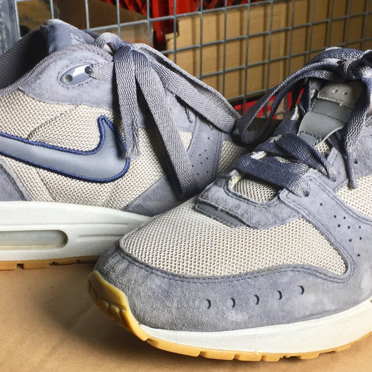 sports shoes 07479 677f0  tewchi. last year. Denver, United States. Nike Air Max Groove ...