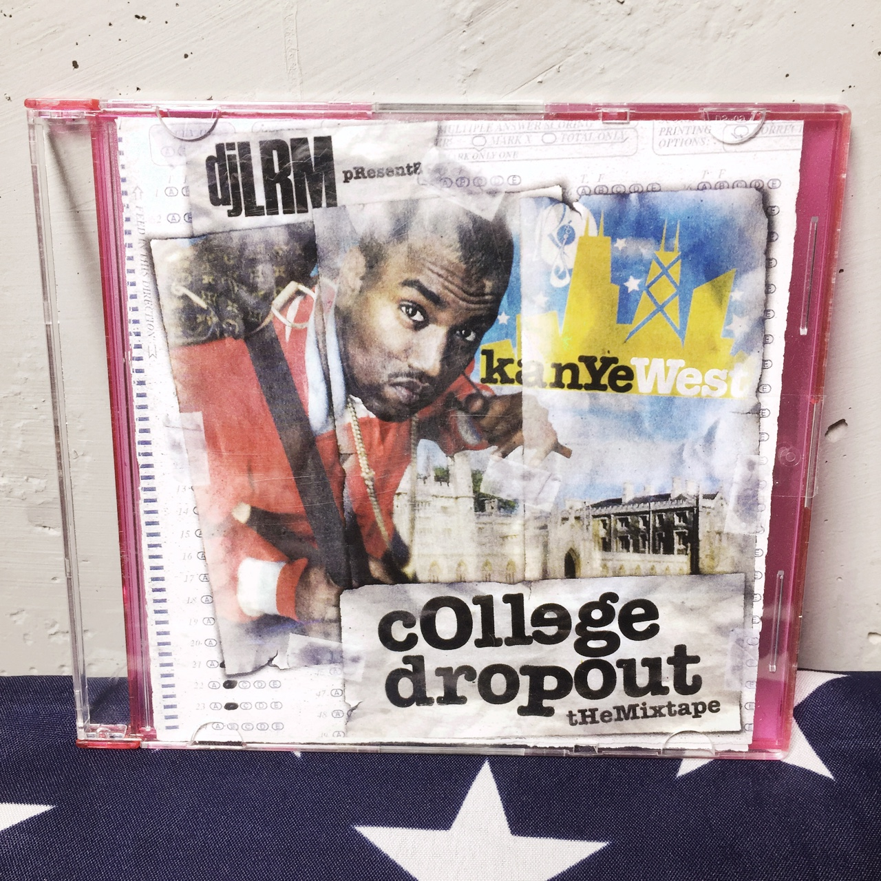 Rare Kanye West - College Dropout the Mixtape by DJ