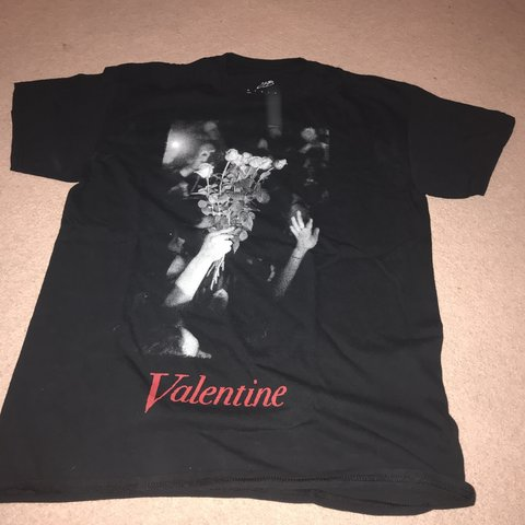 6eeee915eb46 5sos   5 seconds of summer valentine shirt. it was only for - Depop