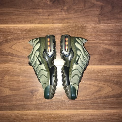 new concept 2b162 8b134  tee0519. 2 years ago. London, UK. • Nike Air Max Plus Tuned 1 TN  Olive ...