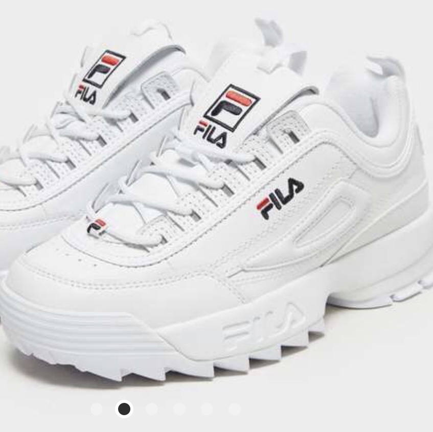 Fila Disruptor II Women's Used Very good condition Depop