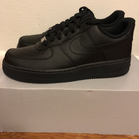4455582964e66 @diana12913. 2 years ago. Queens County, United States. Womens NEW nike air  force 1 size 8. Color is black ...