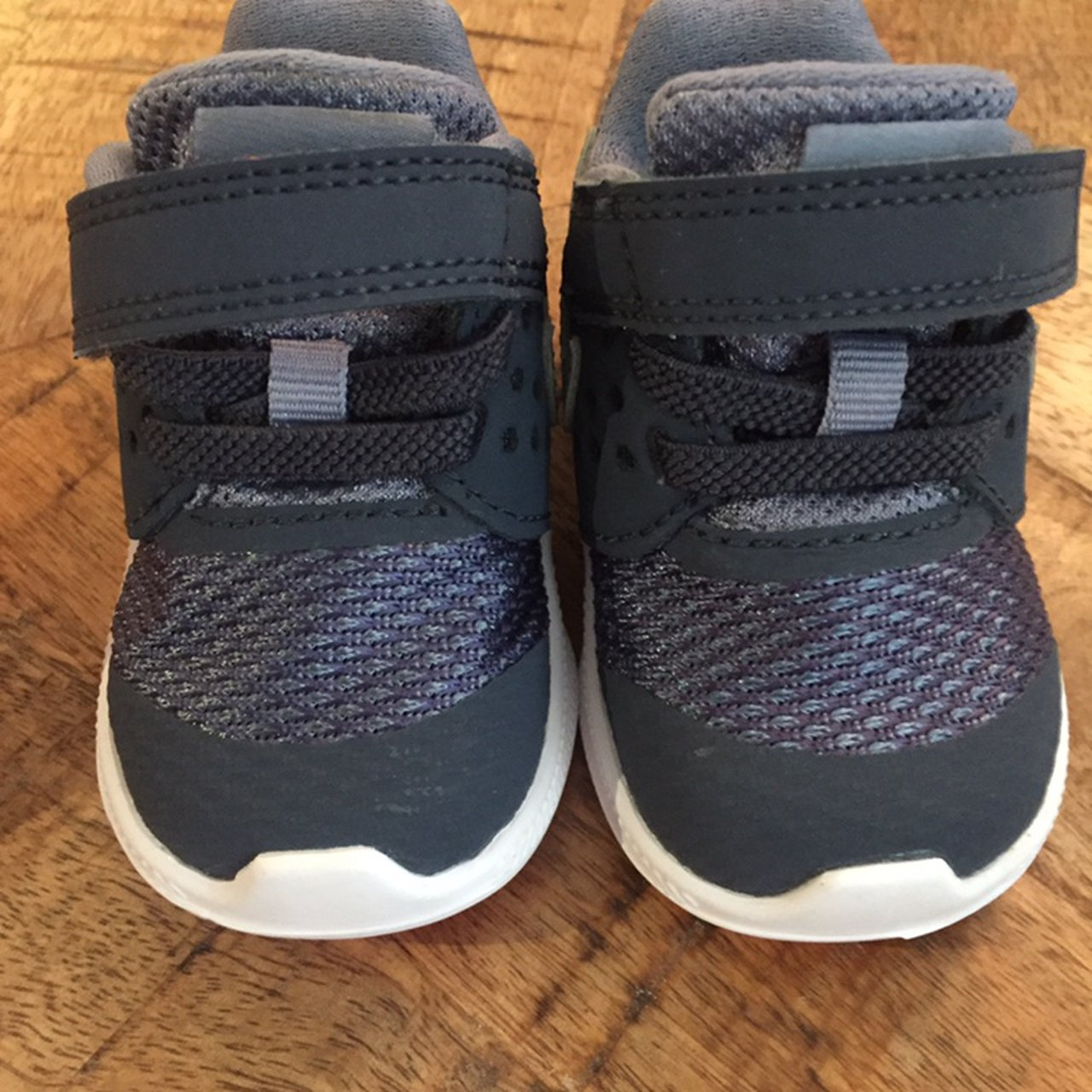 Baby Nike trainers size uk 1.5 (approx