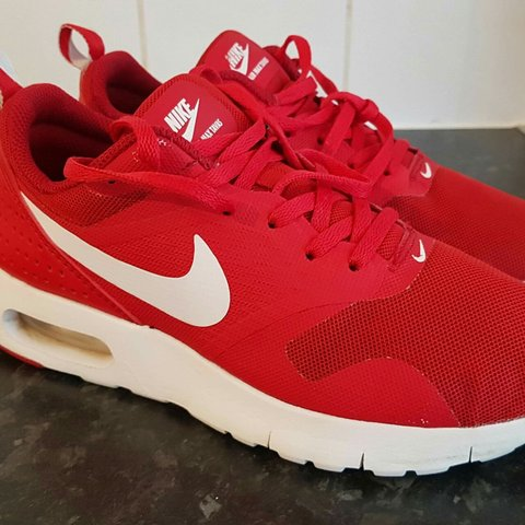 nike red trainers junior Shop Clothing