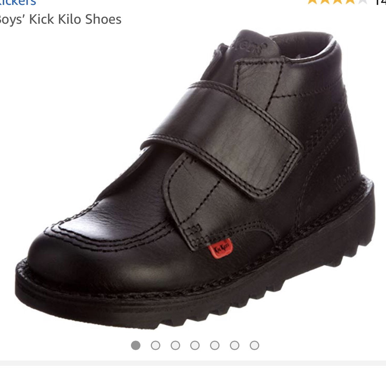 Kicker boots Infant size 7 Never worn